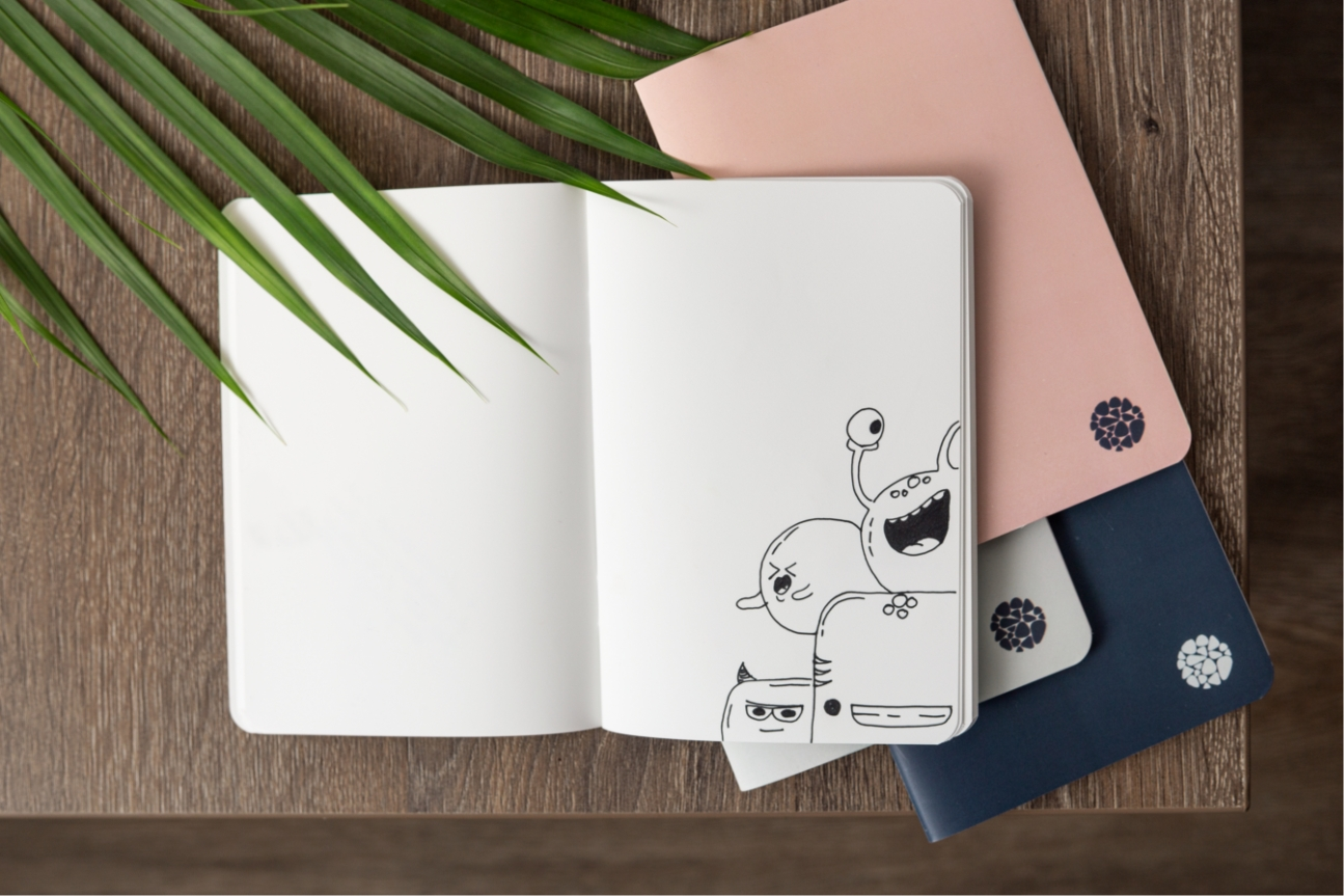 All-weather notebooks – Water-resistant & waterproof