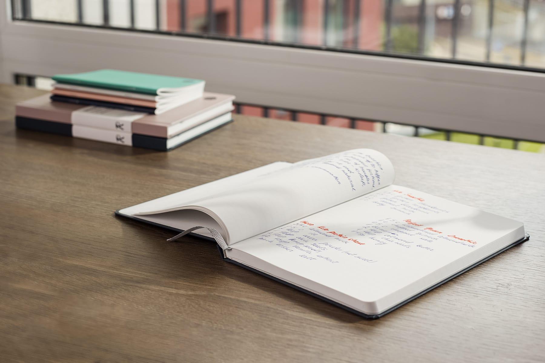 Stone paper notebook Roca