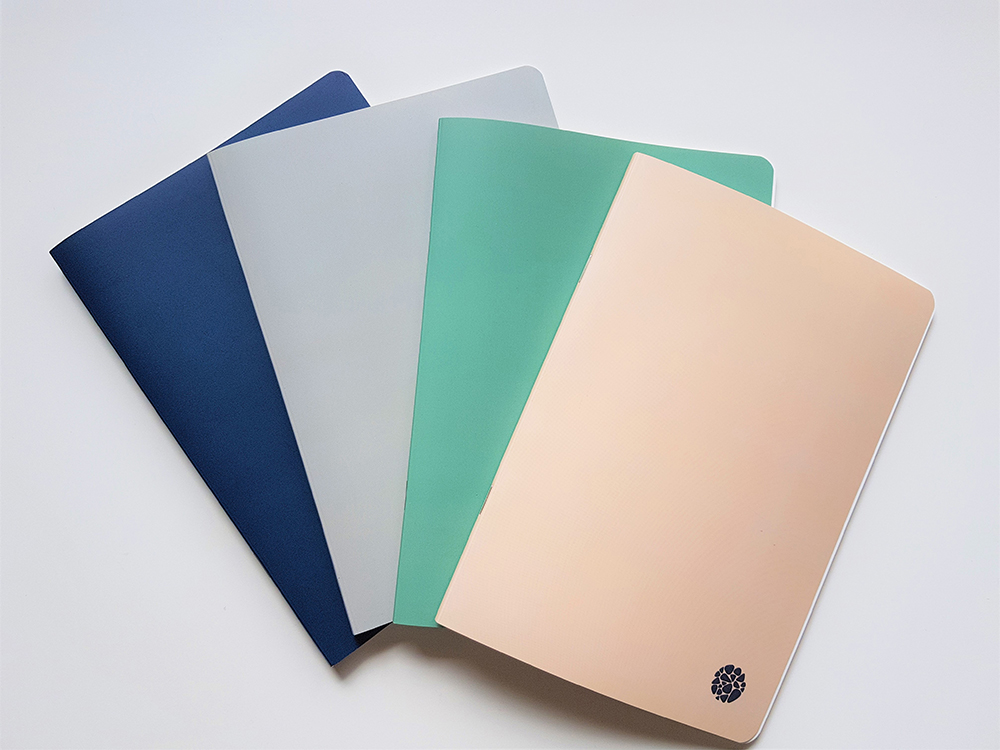 stone paper notebook- roca- journal- soft A5 all colorsstone paper notebook- roca- journal- soft A5 all colors
