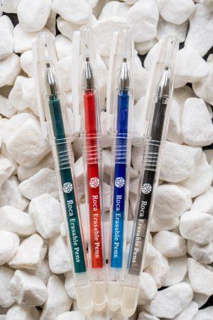 Roca erasable pens-All colors