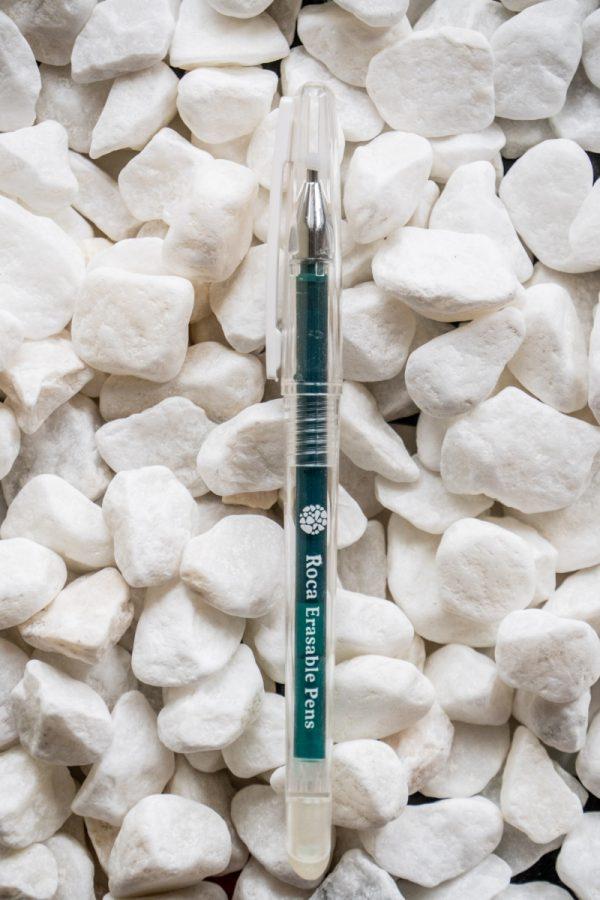 Roca erasable pens Green