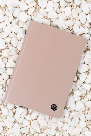 Roca Stone Paper Notebook Hardcover Muscat