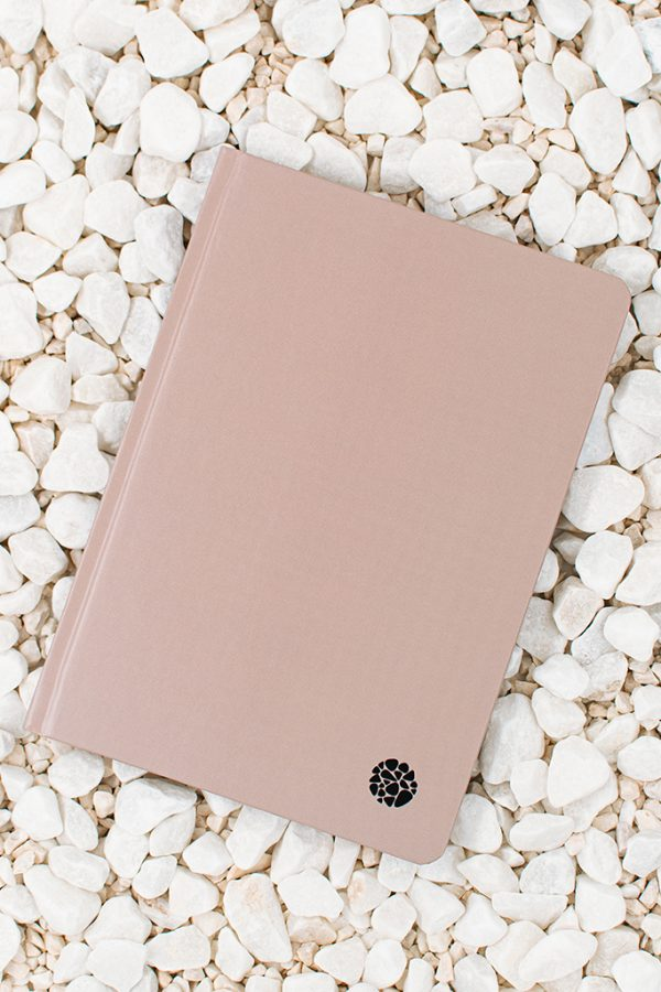 Roca Stone Paper Notebook Hardcover Muscat