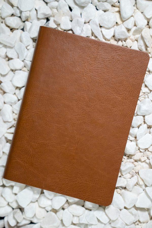 Roca - Brown - Stone Paper Notebook